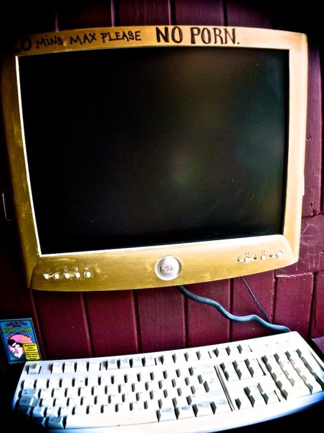 computer no porn